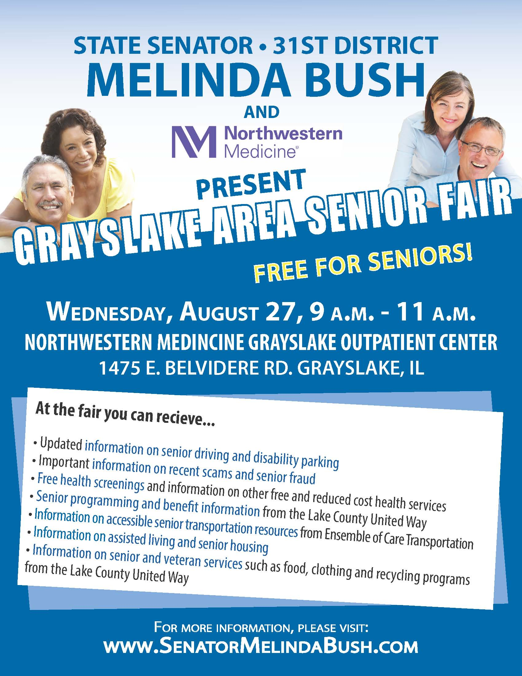 GrayslakeSeniorFair