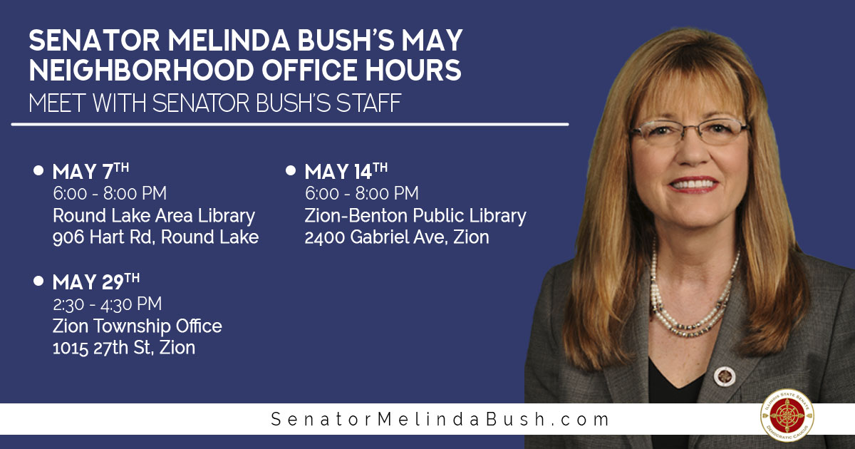 May neighborhood office hours