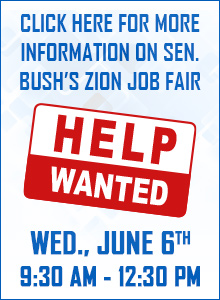 Zion Job Fair - June 6th, 9:30 am - 12:30 pm